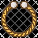 Bracelet Diamond Gem Icon