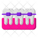 Braces Tooth Braces Tooth Icon