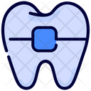 Braces Teeth Tooth Icon