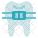 Dental Care Dentist Braces Icon