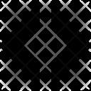 Bracket Arrow Code Icon