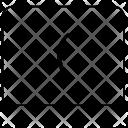 Mathematical Bracket Left Icon