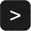 Keyboard Function Triangle Icon