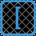 Square Bracket Left Icon
