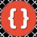 Brackets Small Brackets Maths Symbols Icon