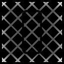 Brackets Code Text Icon