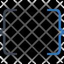 Brackets Code Coders Icon