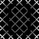 Brackets Curly Development Code Icon