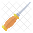 Bradawl Screwdriver Awl Icon