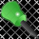 Repairing Tool Pricker Awl Icon