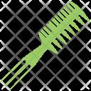 Braiding Comb Icon