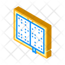 Braille Book Isometric Icon