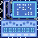 Braille Keyboard Keyboard Braille Icon