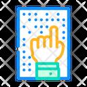 Braille Print Icon