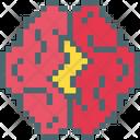 Brain Idea Brainstorm Icon