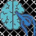 Medical Brain Eeg Icon