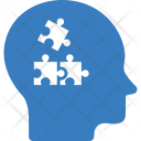 Brain Mind Storming Icon