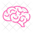 Brain Organ Neuroscience Icon