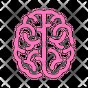 Brain Neuroscience Neurology Icon