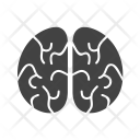 Brain Mind Scary Icon