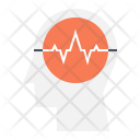 Brain Activity Thinking Icon
