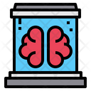 Brain Technology Artificial Intelligence Icon