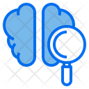 Brain Idea Data Icon