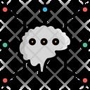Brain Memory Memory Share Icon