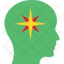 Brain Competitive Intelligence Critical Judgment Icon