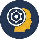 Brain Competitive Intelligence Idea Icon