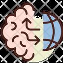 Brain Worldwide Brain Smartbrain Icon