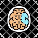 Brain Mind Health Icon