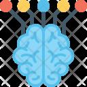Brainstorming Brain Mind Icon
