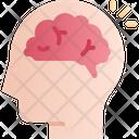 Brain Head Think Icon