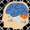Brain Neurology Neurotransmitter Icon