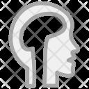 Brain Cranium Human Icon