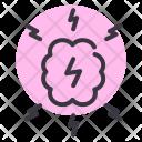 Brain Intelligence Knowledge Icon