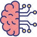 Brain and connections Icon