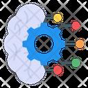 Brain Automation Icon