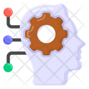 Brain Automation Icon