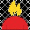 Brain Burning Burn Burn Out Works Icon