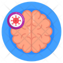 Brain Cancer Icon