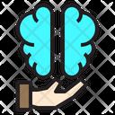 Idea Brain Mind Icon