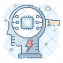 Artificial Intelligence Data Intelligence Ai Icon