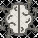 Brain communication Icon