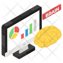 Brain Computer Interface Icon
