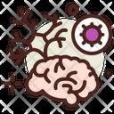 Brain Damage Icon