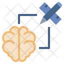 Brain Design Icon