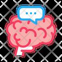 Brain Disease Icon