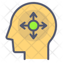 Brain enlarge Icon